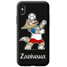 Чехол для iPhone 2018 FIFA WCR Zabivaka 1 для Appl…